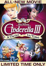 Cinderella 3-Twist in Time DVD Frank Nissen(DIR) 2007