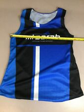 Borah Teamwear Womens Size Meidum M Run Running Singlet (6910-120)