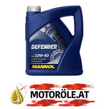 5 (1x5) Liter MANNOL 10W-40 10W40 Defender Motoröl, teilsynthetisch MB 229.1