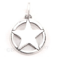 TEXAS LONE STAR STATE .925 Charm Pendant 925 Sterling Silver