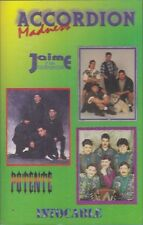 Potente Intocable Jaime Y Los Chamacos Accordion Madness Cassette New