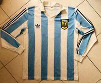 MAGLIA SHIRT CALCIO FOOTBALL ARGENTINA WC 90 MARADONA ADIDAS