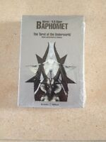 Baphomet the tarot of the underworld (H.R.GIGER) Rare collectors item !