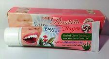 1x 100g Free 30 g Rasyan Herbal Clove Toothpaste Whitening Teeth & Fresh Breath