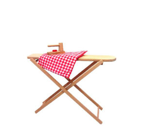 Ironing Board L/B/H 54cm/18cm/49cm New Kids Without Iron