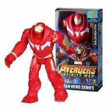 "Marvel Avengers Infinity War Titan Hero Series 12"" Hulkbuster with FX Port NEW"