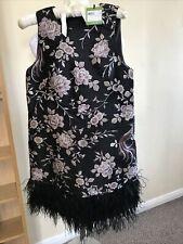 Kate Spade Madison Ave Chinoserie Pamella vestido nuevo con etiquetas Reino Unido 10