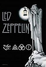 Led Zeppelin Stairway To Heaven large fabric poster 1100mm x 700mm  (hr)