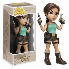 Tomb Raider Lara Croft Funko Rock Candy Vinyl Figure