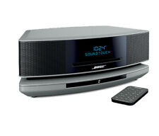 New listing Bose Wave SoundTouch Music System Iv Platinum Silver with Bluetooth Wifi