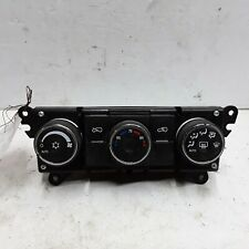 12 13 14 15 Chevrolet Captiva sport automatic heater AC control wo heated seats
