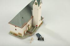 N Kibri Iglesia & Boda con MERCEDES CLASE S Suciedad/Demolición/DEFECTOS Sin