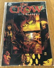 The Crow City of Angels #2 Kitchen Sink Press Mini Series Comic Book & Bagged