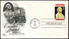 USA 1989 Executive Branch FDC First Day Cover #C28899