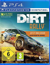DiRT Rally - VR Edition (Sony PlayStation 4, 2017)
