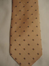 """Wembley WemSilk Blended Fabric Pink Gray Tiny Checks Tie 56.5"""""""