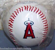 1 Los Angeles Angels Team Logo Ball MLB Baseball Rawlings