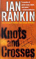 Rankin, Ian, Knots & Crosses (Detective John Rebus Novels), Mass Market Paperbac