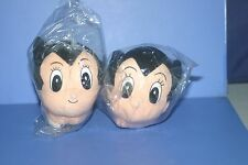 Astro Boy  Atom & Uran Strong! Mascot Magnrt Plush dolls Set Promotion Eisai