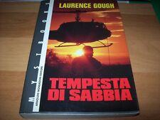 LAURENCE GOUGH-TEMPESTA DI SABBIA-MYSTBOOKS MONDADORI 1991 1aE BUONISSIMO!!!