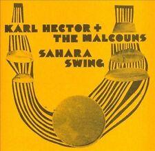 Sahara Swing by Karl Hector Audio CD 2008 NEW