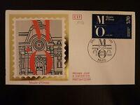 FRANCE PREMIER JOUR FDC YVERT  2451  MUSEES D ORSAY  3,70F   PARIS  1986
