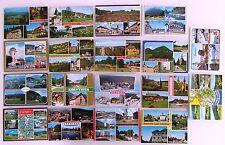 18 Mehrbildkarten Lot Tschechien Tschechoslowakei ungebraucht ab/nach ca. 1970