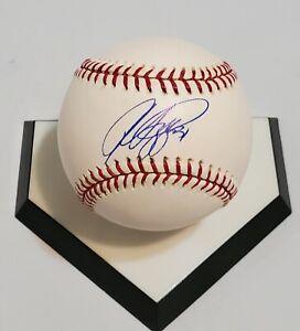 MIKE PIAZZA autographed signed Major League Baseball w/JSA COA