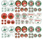 Sinclair water-slide decals 1/64, 1/32, 1/43, 1/24, or 1/18 scale Gas and Oil
