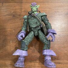 Green Goblin Action Figure Marvel Legends 2003 Toy Biz Spider-Man Villain