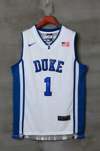 Duke Blue Devils #1 kyrie Irving Basketbal Stitched Jersey | S-2XL | All Colors