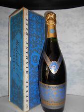 1964 Heidsieck &c Monopole Diamant Bleu Champagne con Box