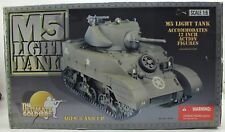 "WWII M5 Light Tank 1:6 Scale for 12"" Ultimate Soldier Figure"