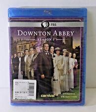 Downton Abbey: Series One (Blu-ray Disc, 2011, 2-Disc Set) Original UK Edition**