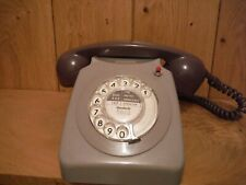 Vintage 746 GNA 72/1 Dial telephone unusual and rare version (014)