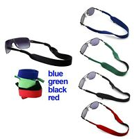Sunglass Eyeglasses Glasses Spectacle Sport Safety Holder Retainer Colors Strap