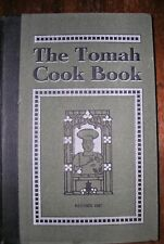 The Tomah Cook Book - Fourth Edition 1927 (Tomah, Wisconsin) HC