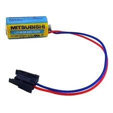 Mitsubishi B9670MC, MR-BAT, A6BAT PLC Programmable Logic Controller Battery