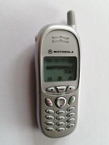 ☆ Motorola T191 Handy Dummy Attrappe ☆ retro mobile ☆ Vintage ☆ Selten ☆ Sammler