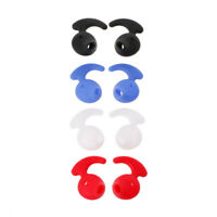 4 Pairs Silicone Earbud Eartip For Samsung S6 Level U EO-BG920 Bluetooth Earphon