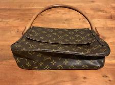 Louis Vuitton Monogram Mini looping bag Authentic handbag