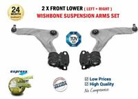 2x Front Lower SUSPENSION ARM for FORD FUSION Sal 1.5 TDCi 2015->