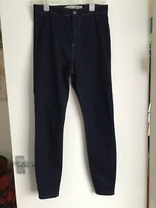 Primark Denim Co High Waist Stretch Skinny Jeans Size 12