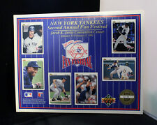New York Yankees 2nd Annual Fan Festival 1992 Upper Deck Collector Series Print