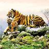 Servietten 20, Serviettentechnik Tiger  Ambiente 33 x 33