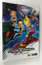 ~ Code Lyoko 'SECTOR 5 MYSTERY' 2005 ~ DVD ~ Funimation Anime