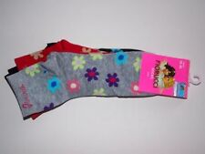 Floral Ankle-High Socks Women's 2-3 Number in Pack