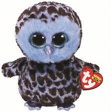 Ty Beanie Babies Boos 37267 Yago the Owl Boo Buddy