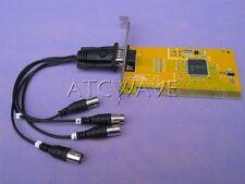 RealTime 4CH Video PCI Card CCTV DVR Record Win7 Win8 32/64bit