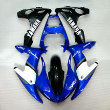KIN ABS Bodywork For Yamaha 2003 YZF R6 YZFR6 600 Fairing Kit Full Set (E)